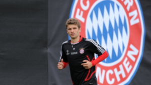 Thomas Muller Images