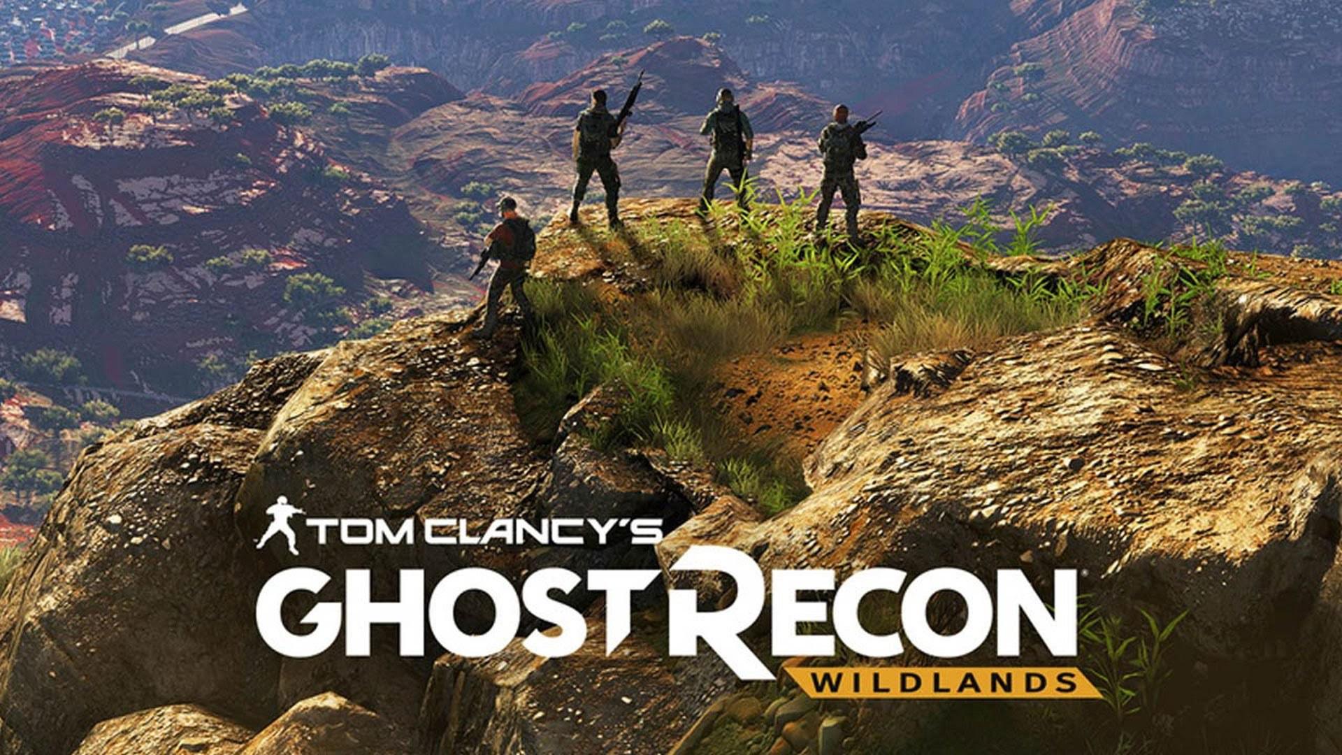 Tom Clancy's Ghost Recon Wildlands Computer Wallpaper