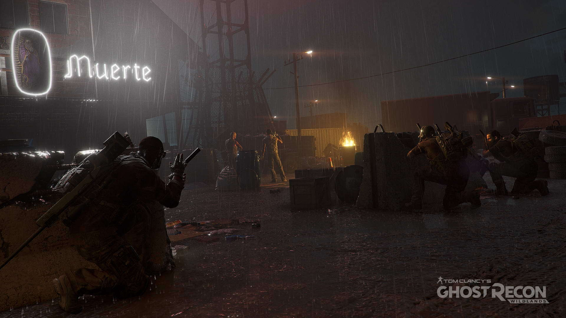 Tom Clancy S Ghost Recon Wildlands High Definition Wallpapers