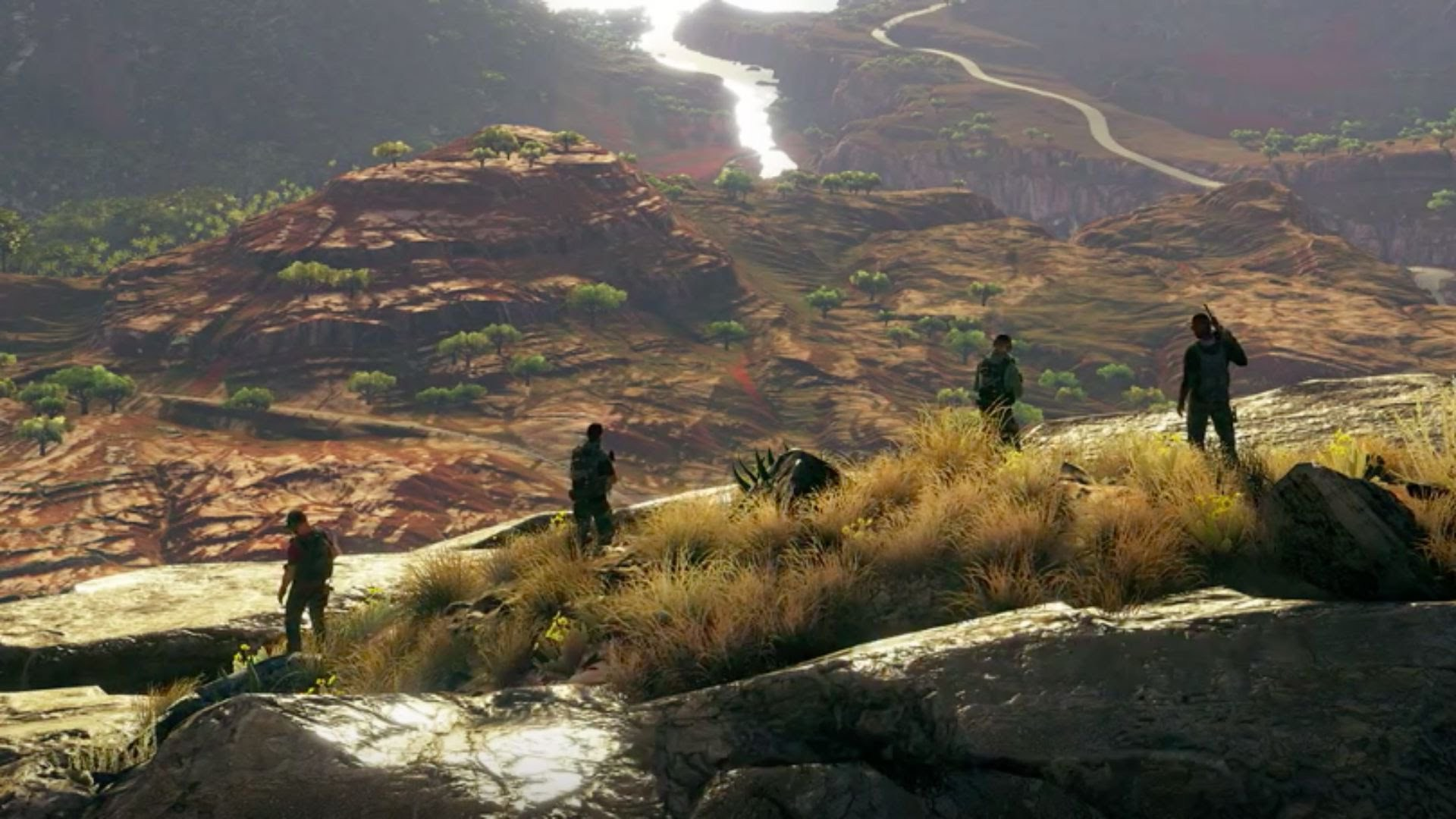 Tom Clancy's Ghost Recon Wildlands Widescreen
