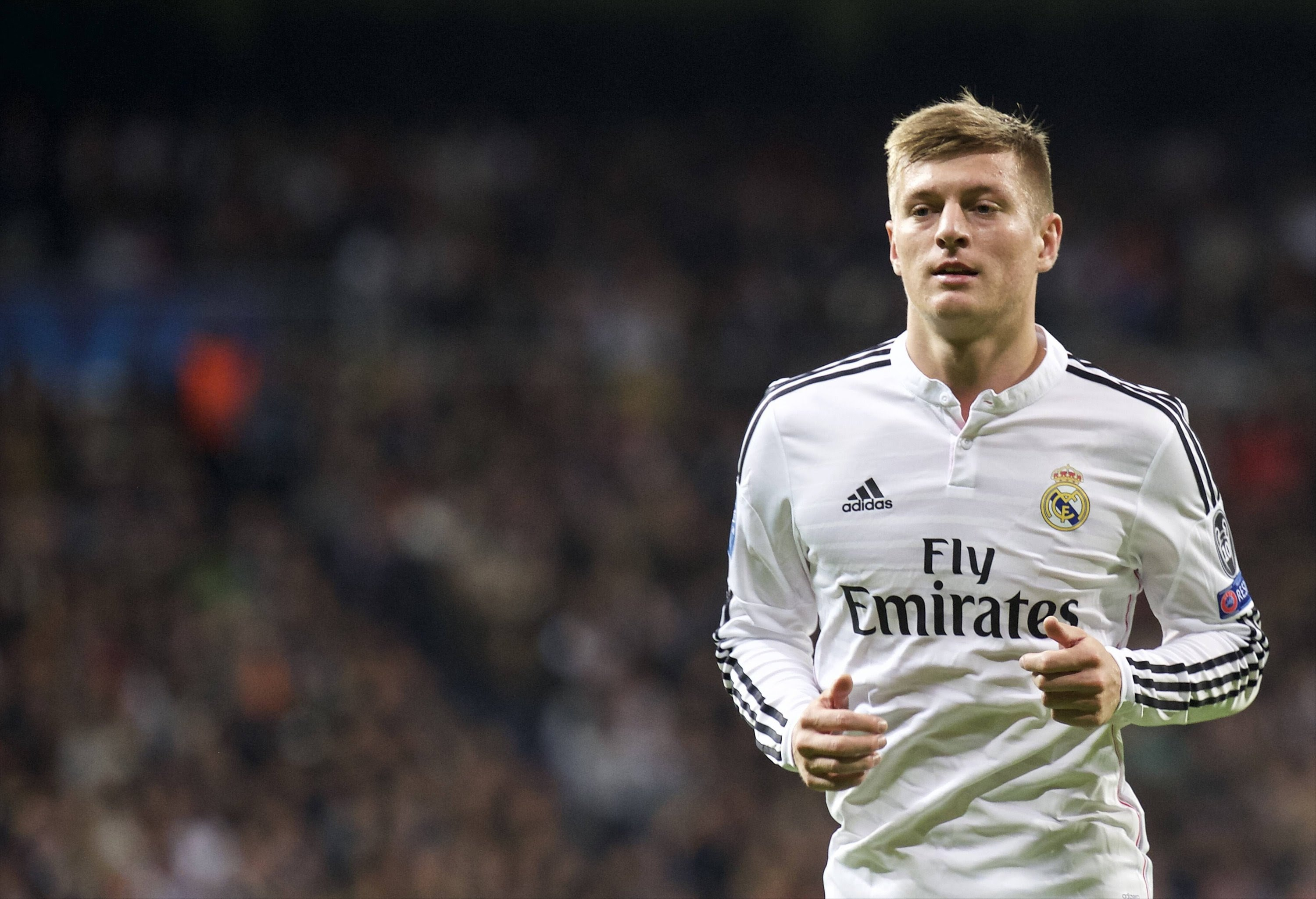 Toni Kroos Background
