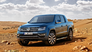 Volkswagen Amarok Photos