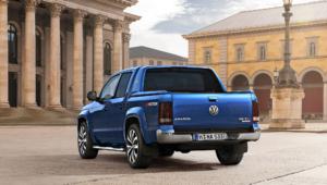 Volkswagen Amarok Widescreen