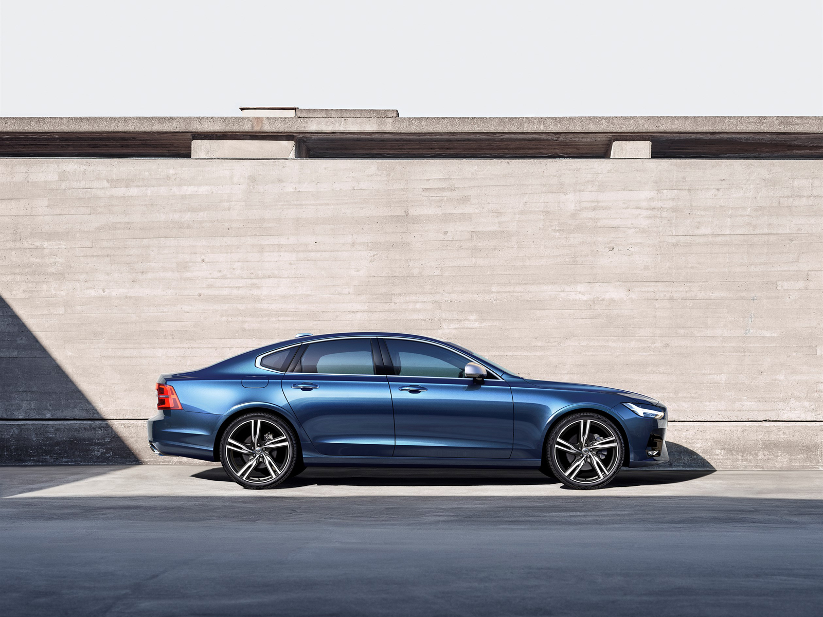Volvo S90 Wallpapers HD
