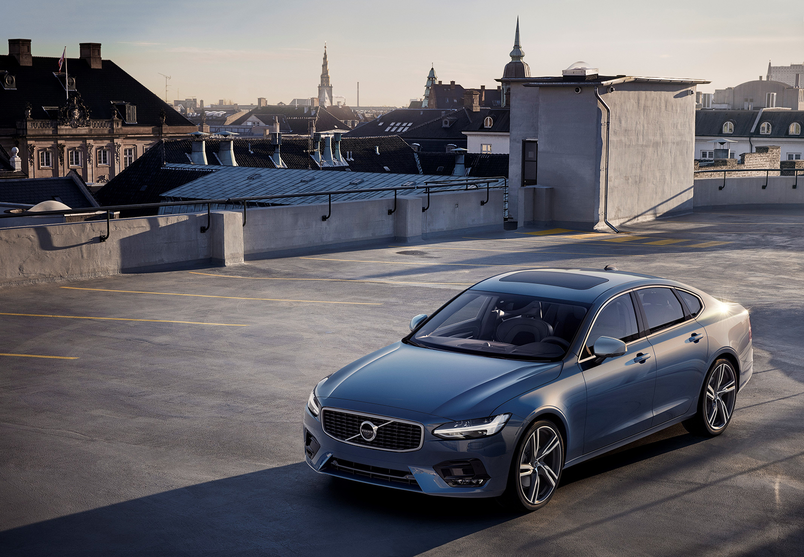 Volvo S90 Wallpapers