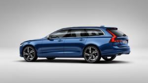 Volvo V90 2017 Background