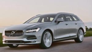 Volvo V90 2017 Images