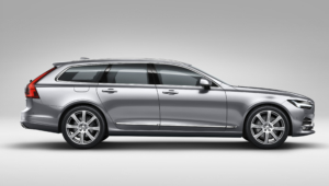 Volvo V90 2017 Wallpapers