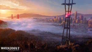 Watch Dogs 2 Background