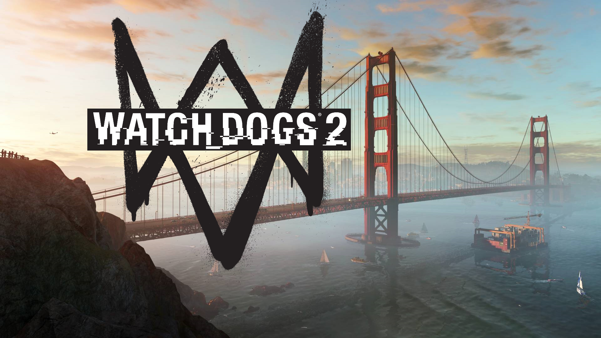 Watch Dogs 2 HD Background