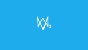 Watch Dogs 2 Logo Wallpaper