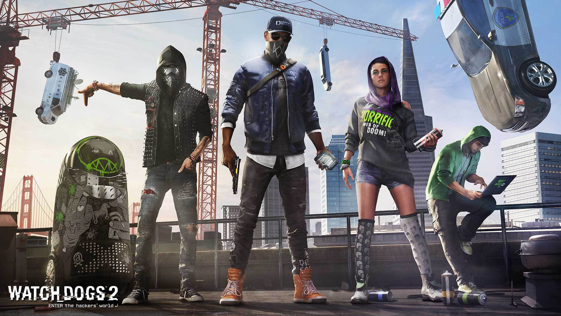 Watch Dogs 2 Pictures