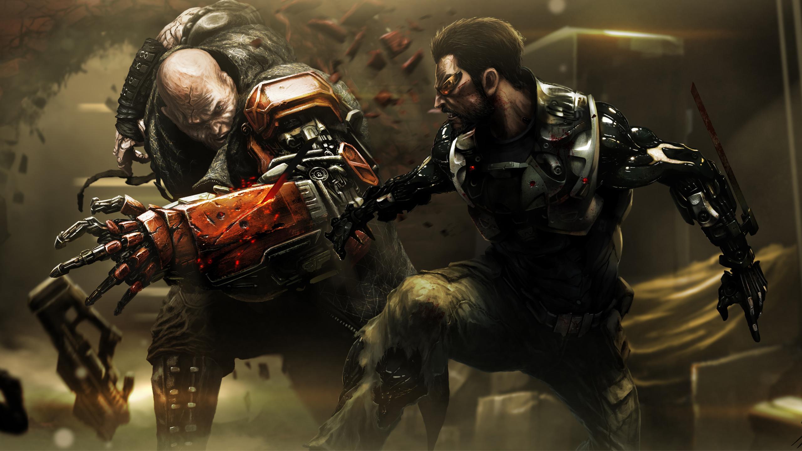 Deus Ex Mankind Divided Concept Art HD