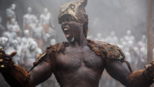 Djimon Honsou The Legend Of Tarzan Pic