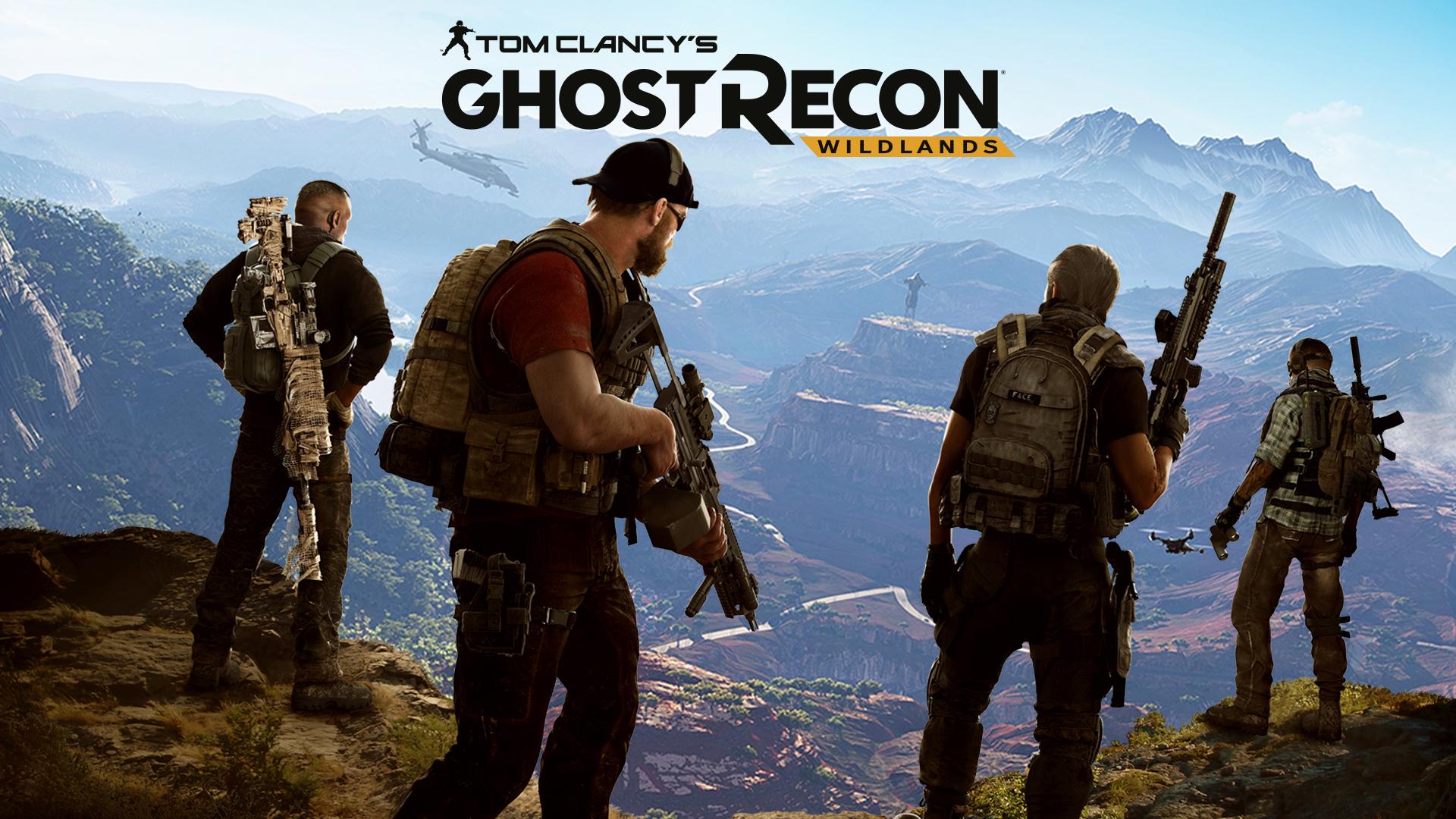 Ghost Recon Wildlands HD