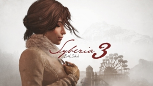 Syberia 3 Art