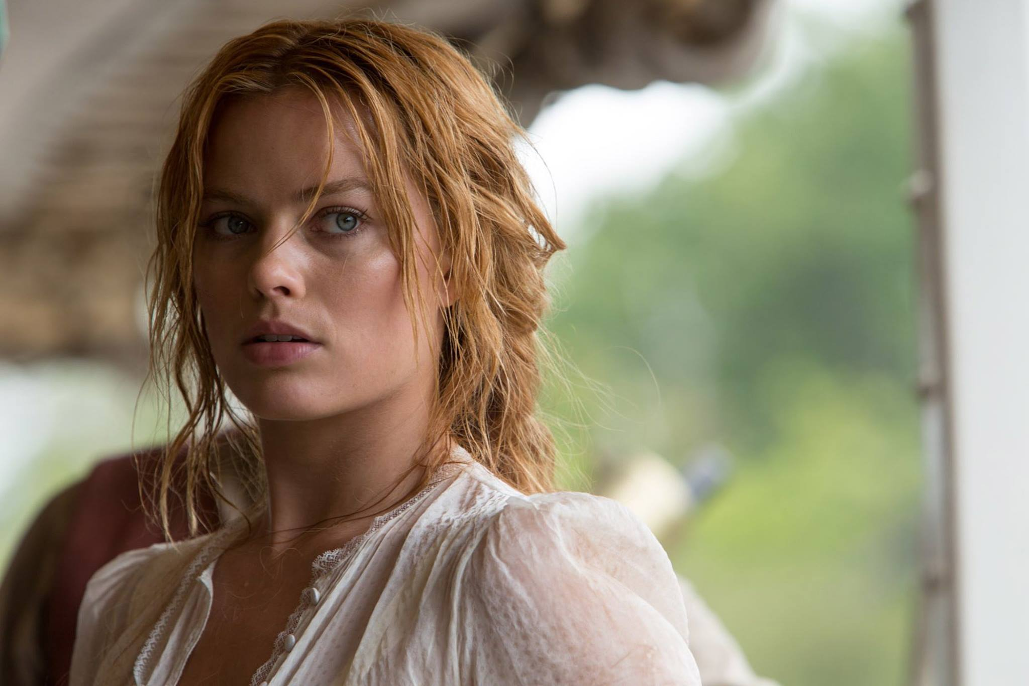 The Legend Of Tarzan Margot Robbie To