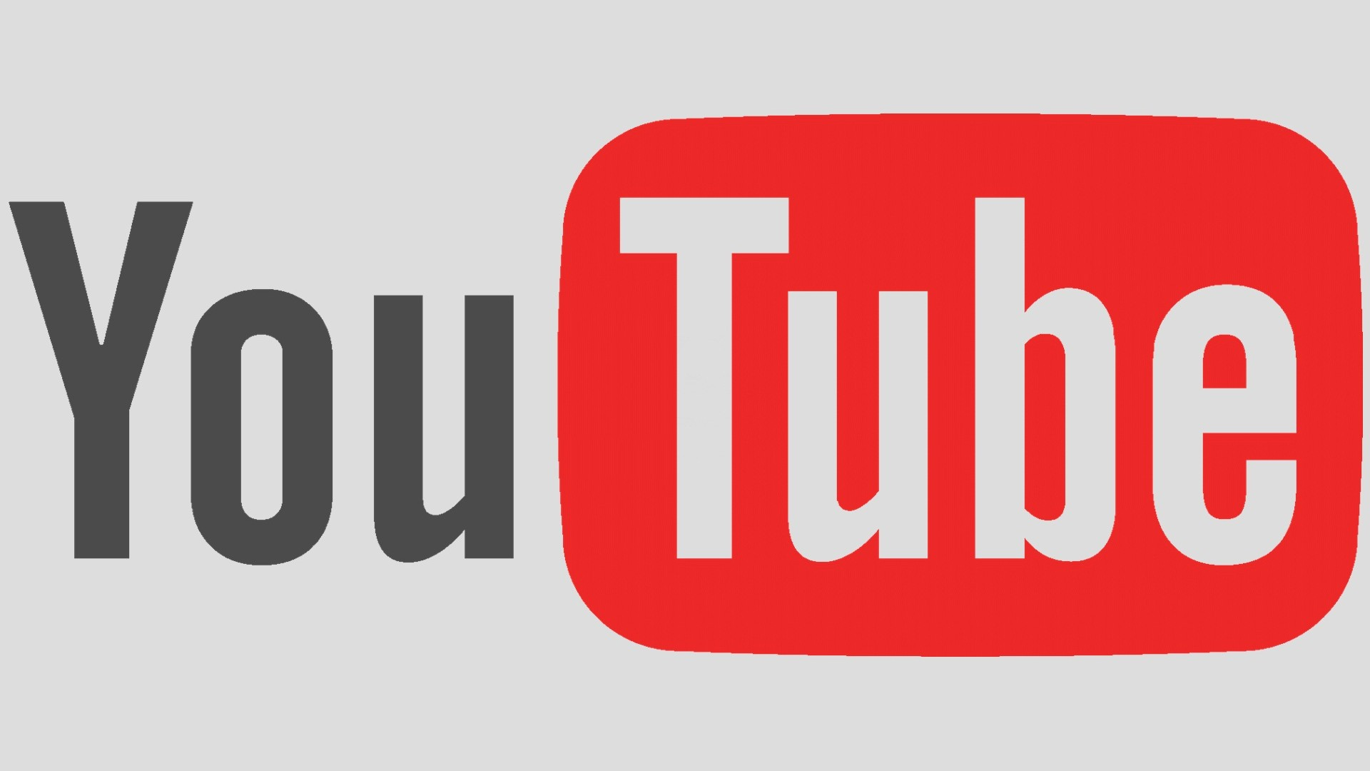Youtube Logo Wallpaper