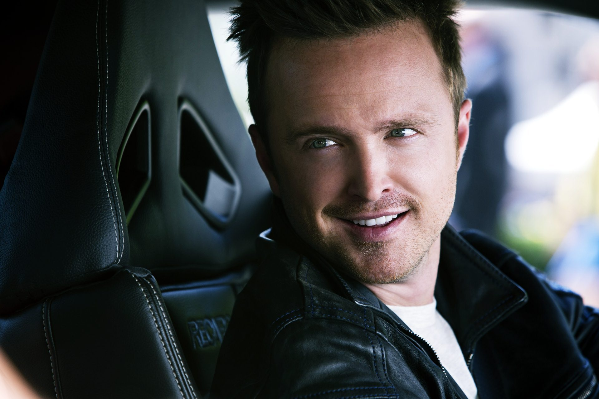 Aaron Paul HD Wallpaper