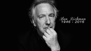 Alan Rickman Background
