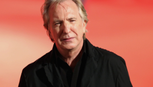 Alan Rickman HD Background