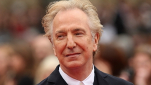 Alan Rickman High Definition