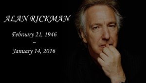 Alan Rickman High Definition Wallpapers