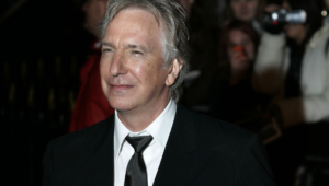 Alan Rickman Photos