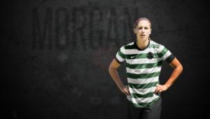 Alex Morgan Background