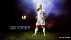 Alex Morgan Pictures