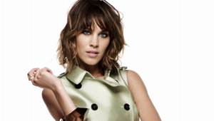 Alexa Chung HD Background