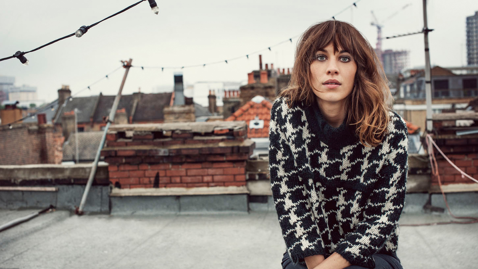 Alexa Chung Wallpapers And Backgrounds