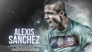Alexis Sanchez HD Desktop
