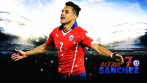 Alexis Sanchez High Quality Wallpapers