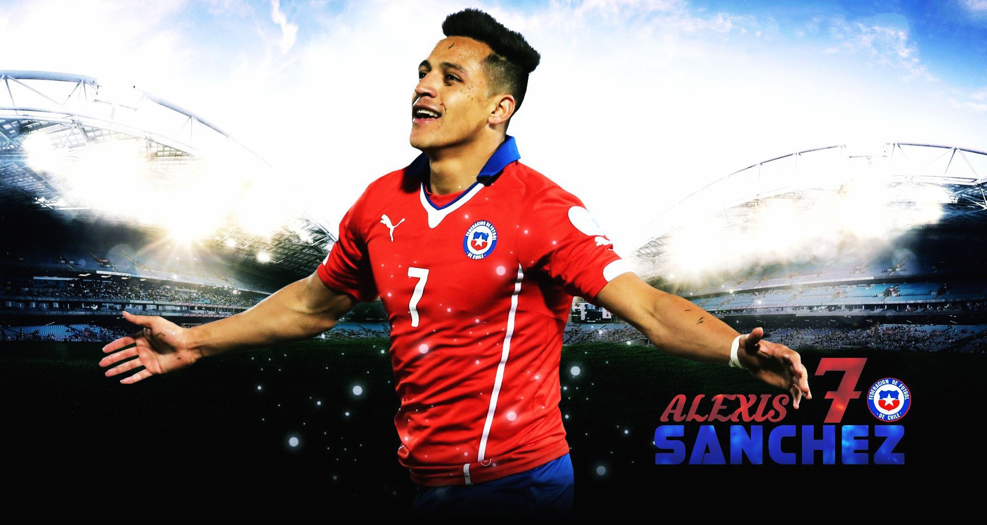 Alexis Sanchez High Quality Wallpapers