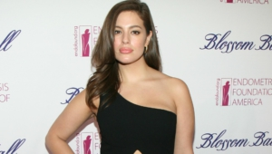Ashley Graham Background