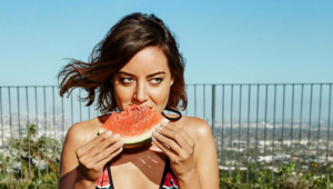 Aubrey Plaza For Desktop Background