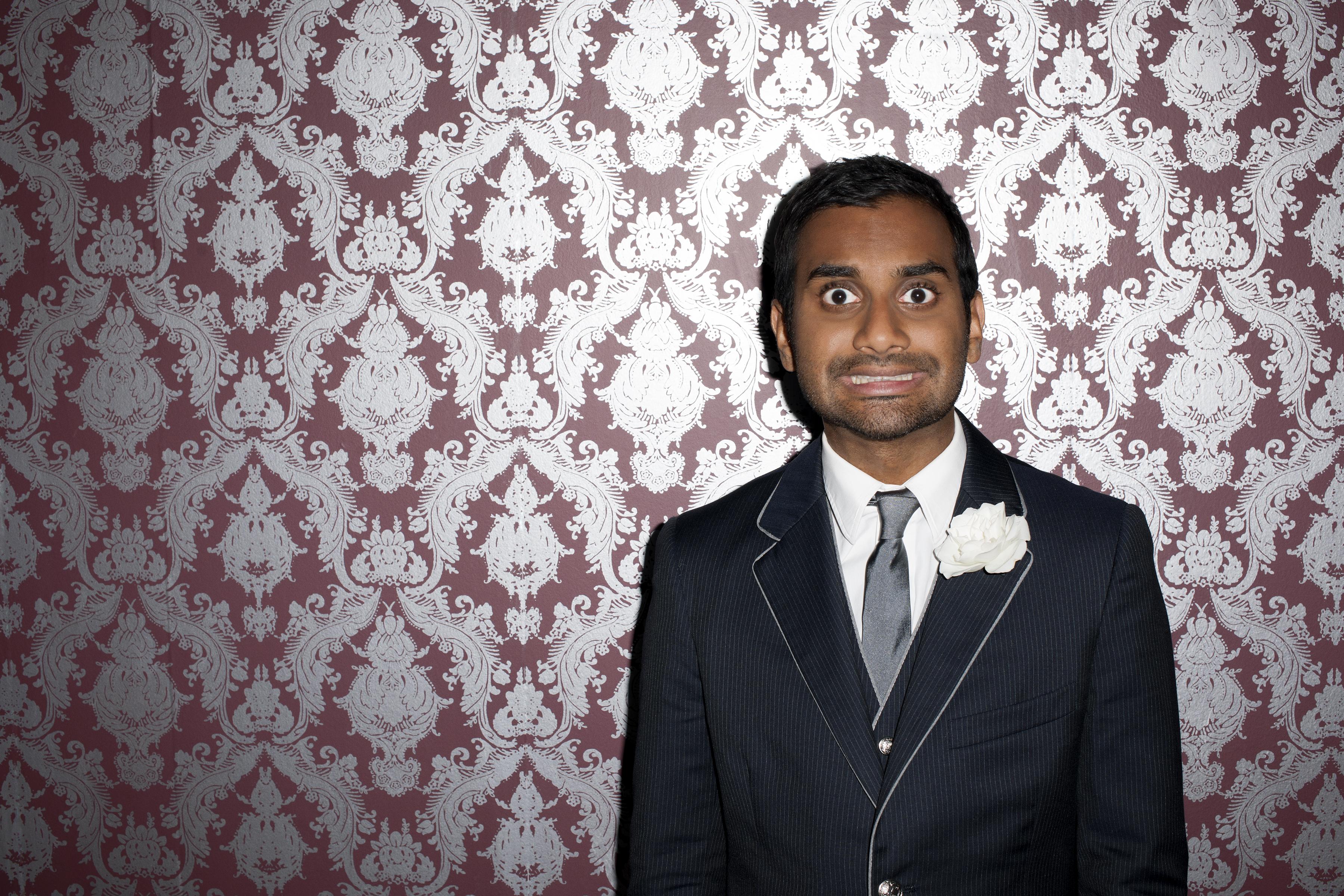 Aziz Ansari Widescreen