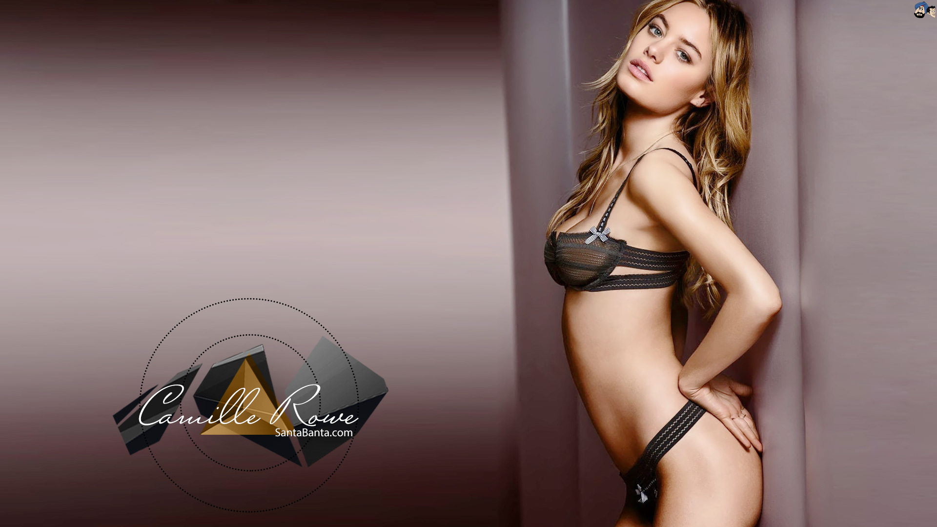 Camille Rowe Widescreen