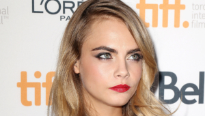 Cara Delevingne HD Background