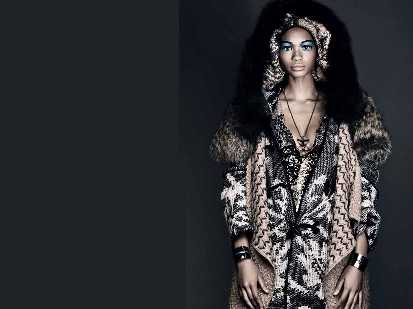Chanel Iman High Definition