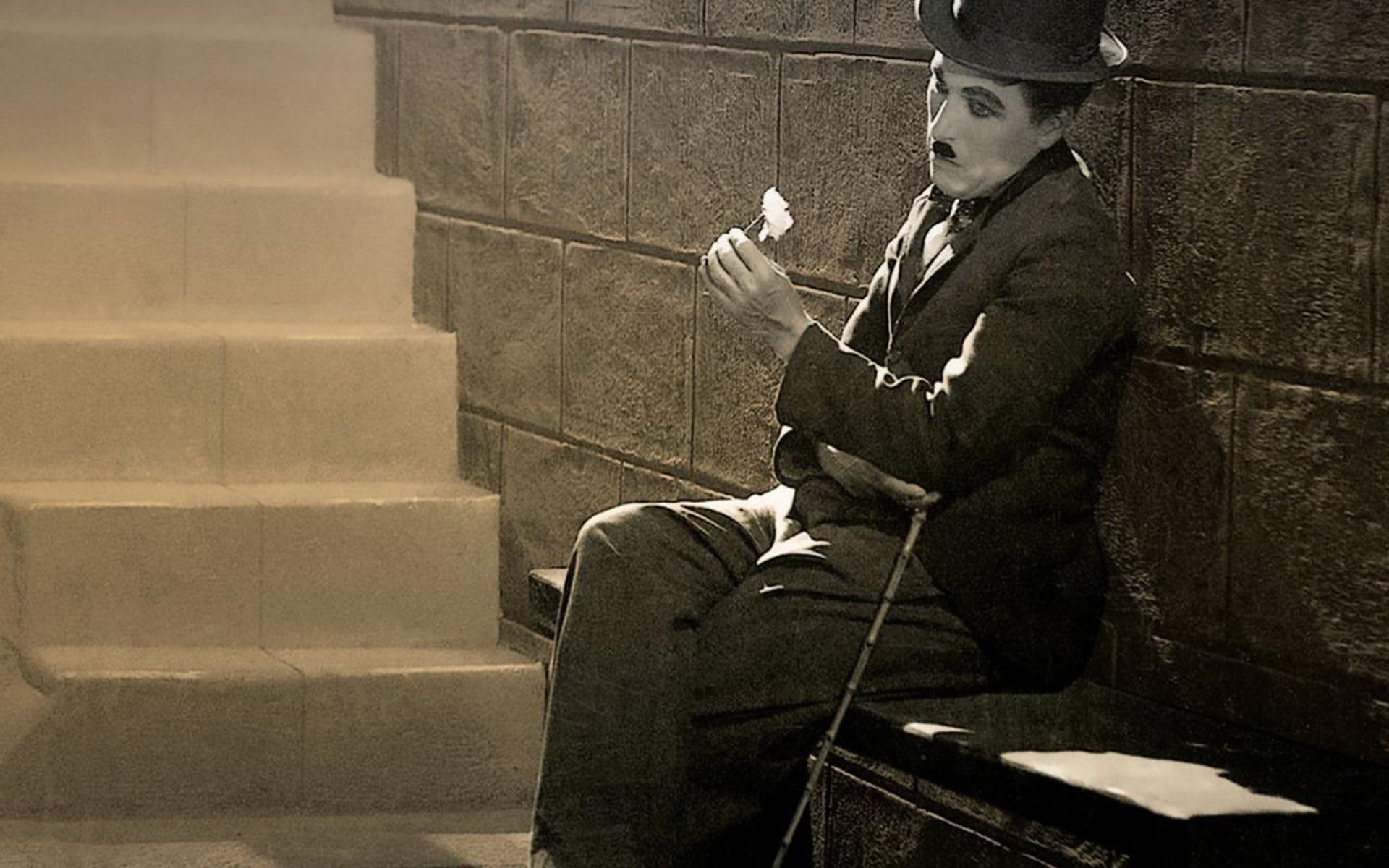 Charles Chaplin HD Background