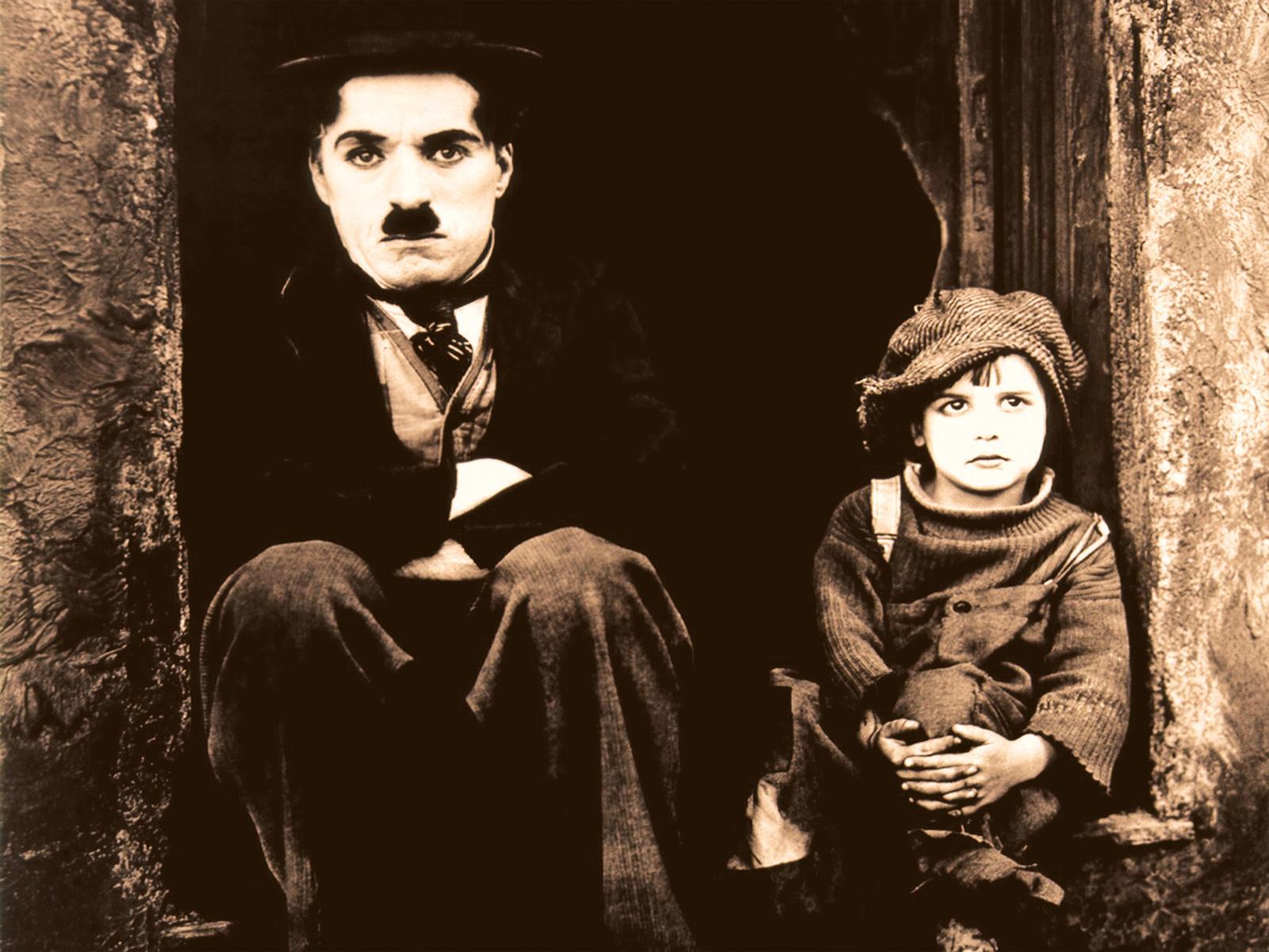 Charles Chaplin HD Wallpaper