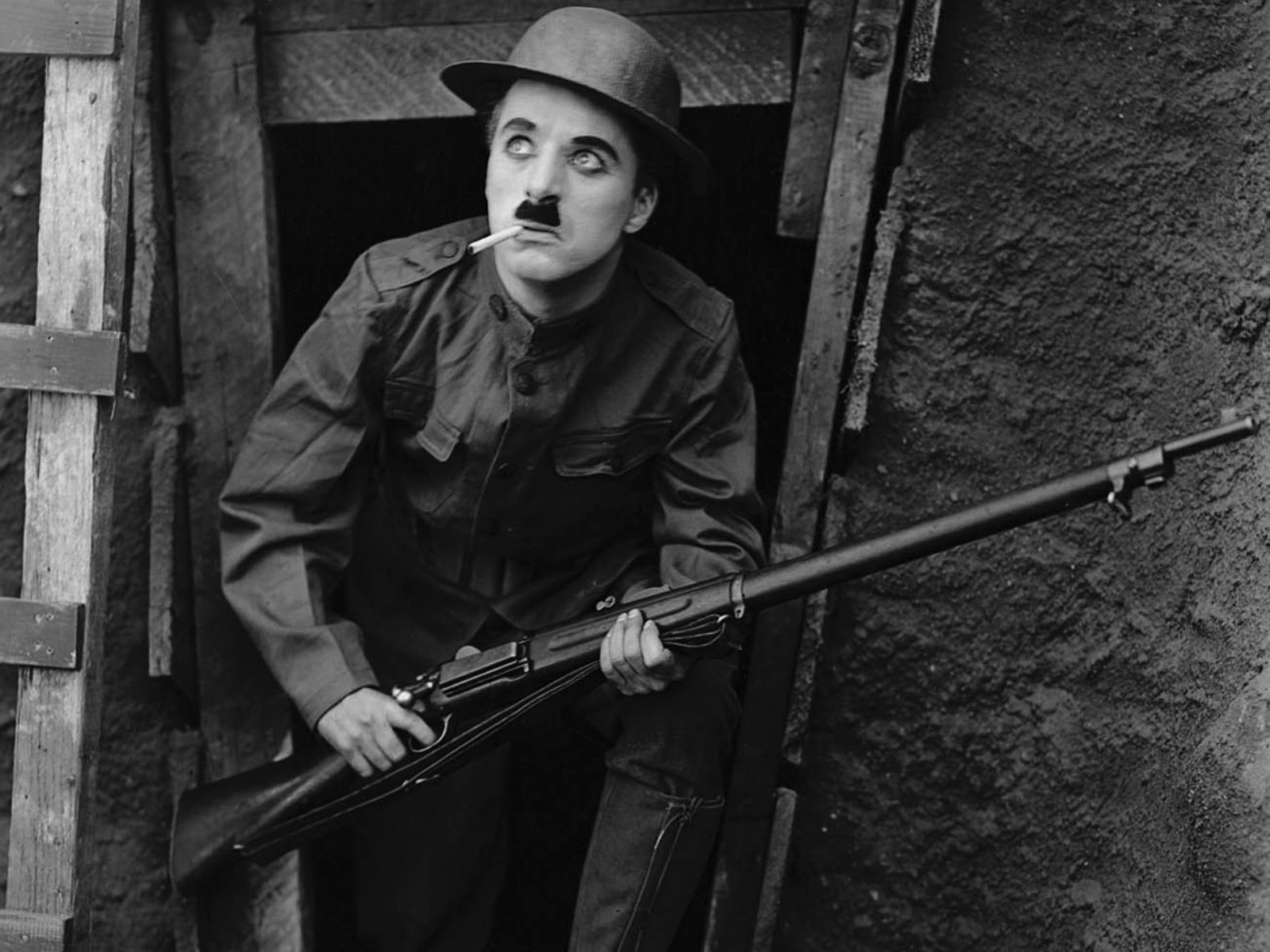 Charles Chaplin For Desktop