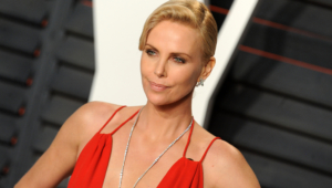 Charlize Theron Sexy Wallpapers