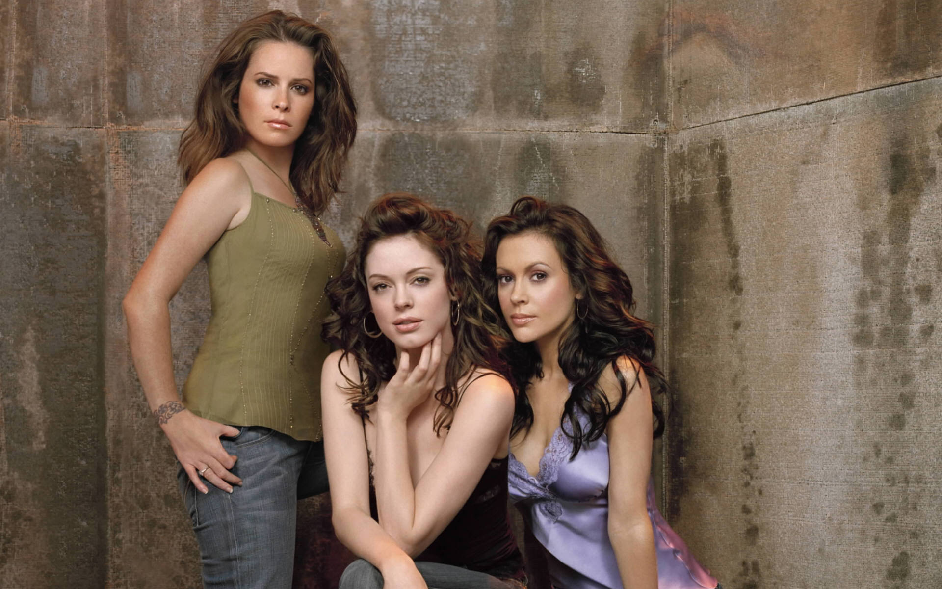 Charmed Widescreen16