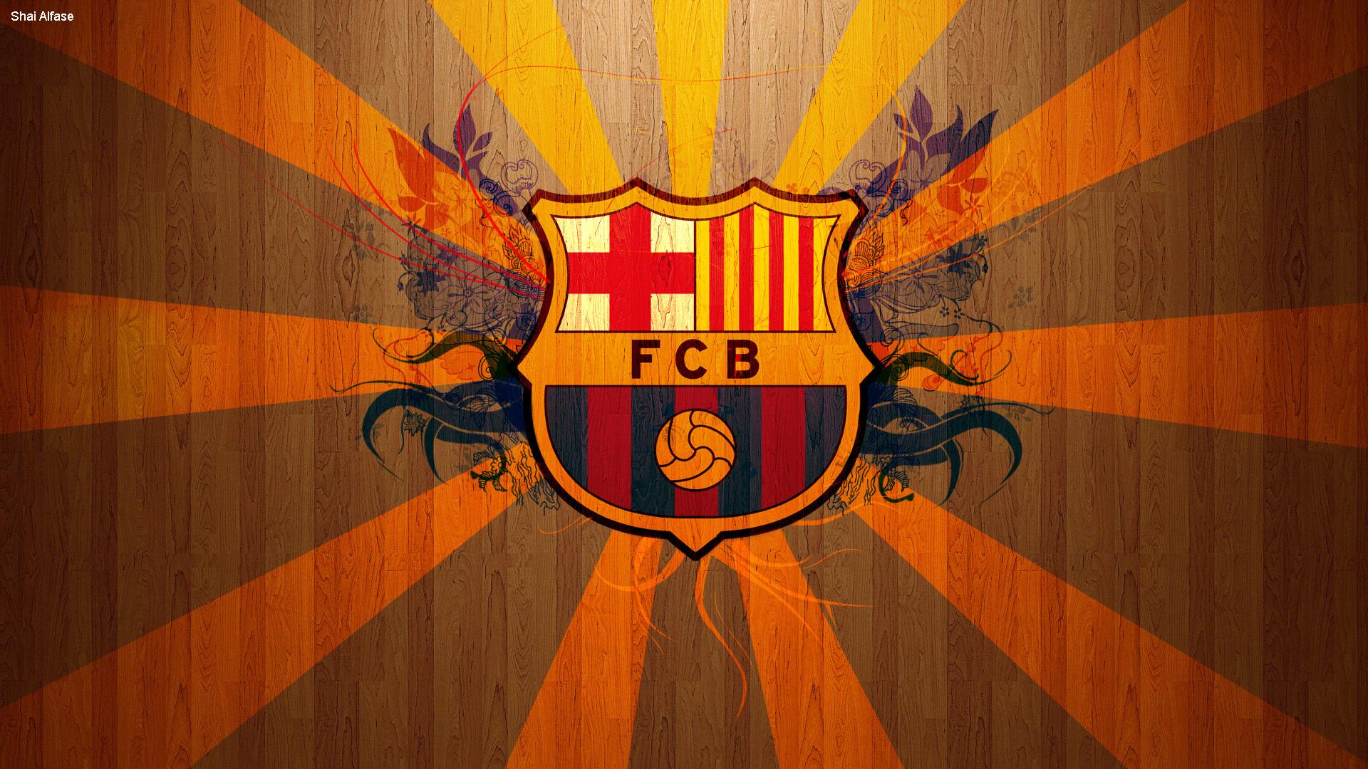 FC Barcelona HD Background