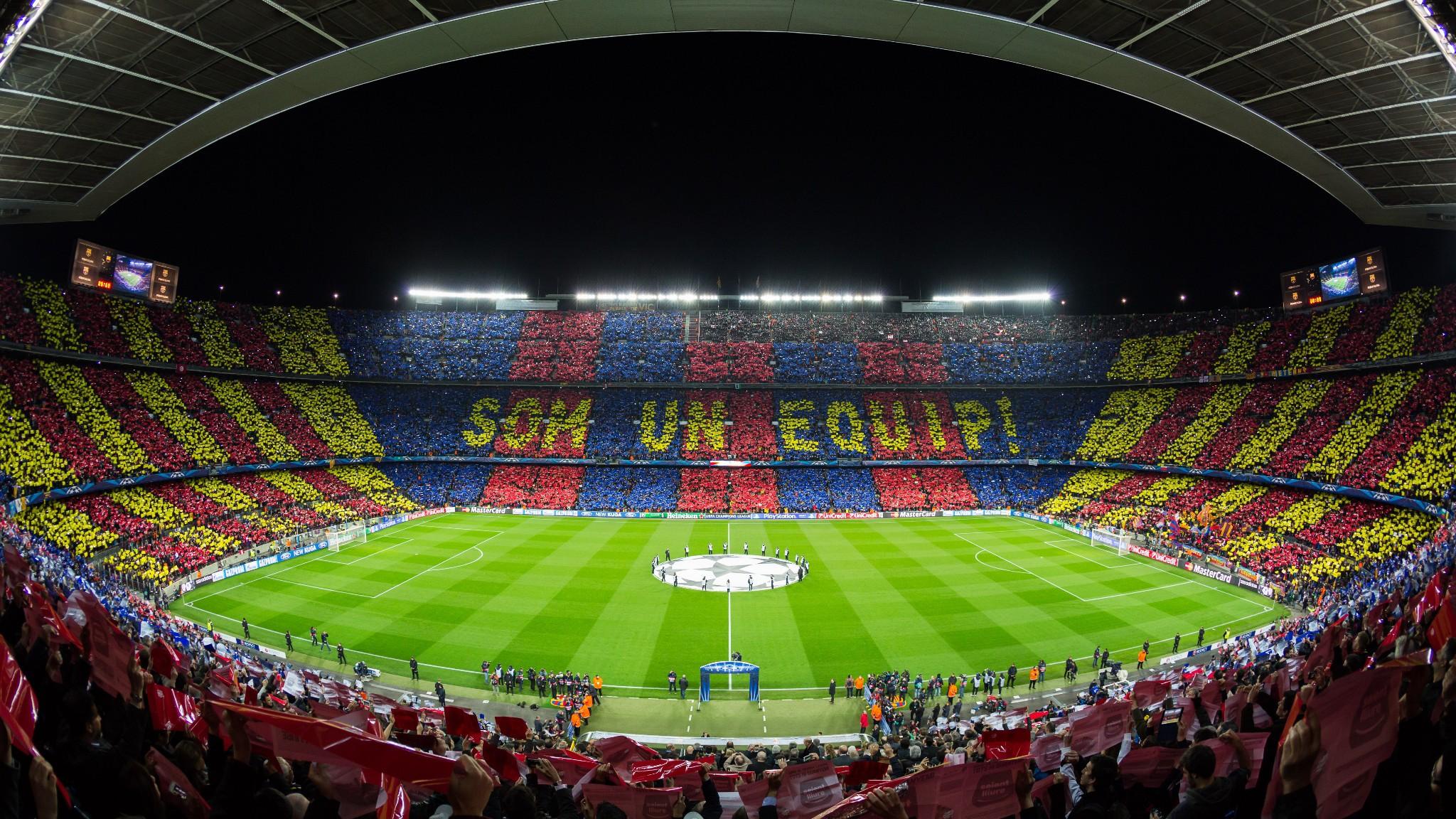 FC Barcelona HD Wallpaper