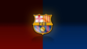 FC Barcelona For Desktop Background