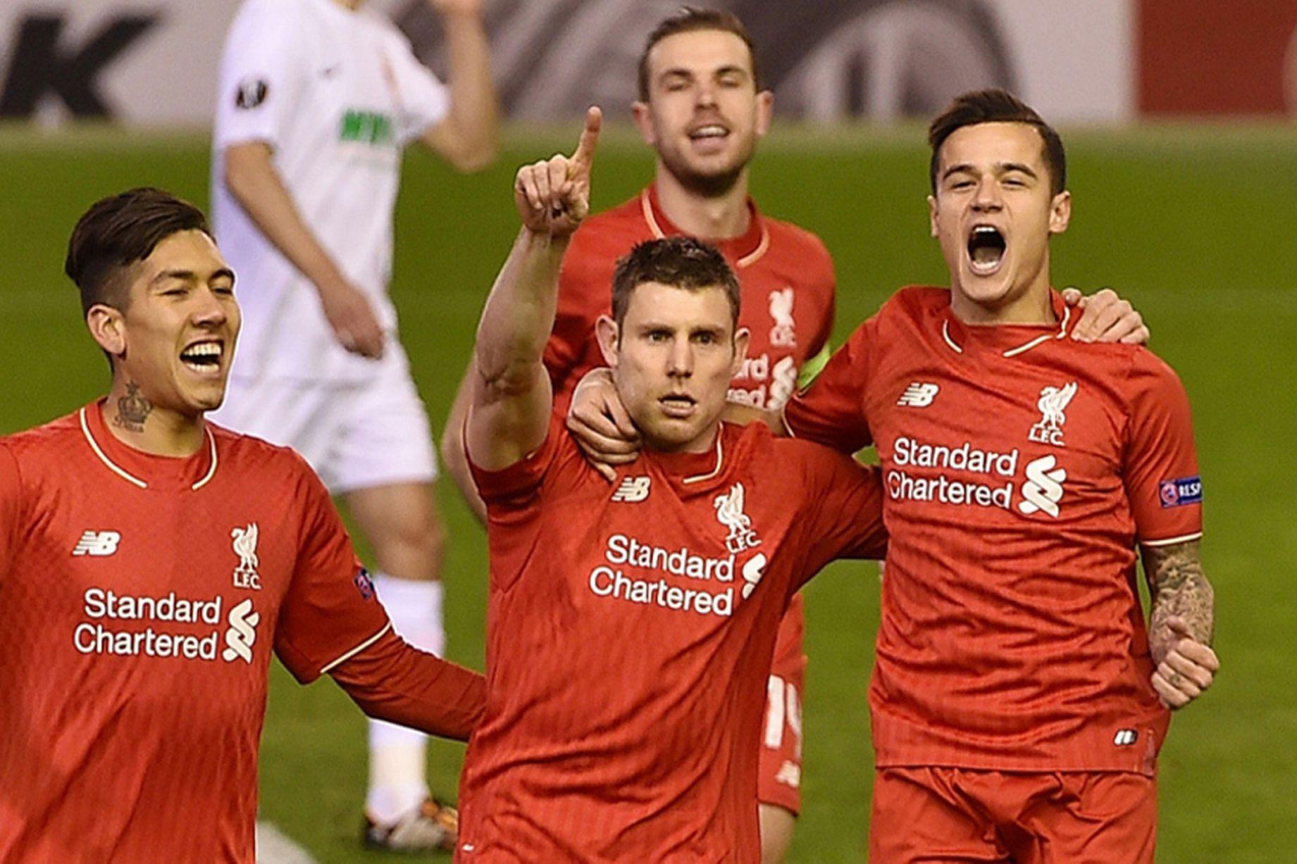 FC Liverpool HD Wallpaper